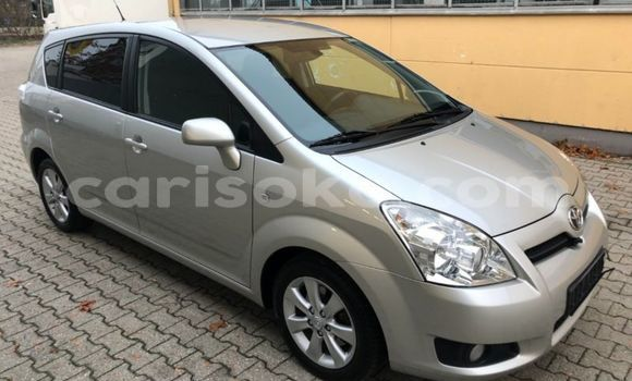 Buy Import Toyota Corolla Verso Other Car in Rwamagana in Rwanda
