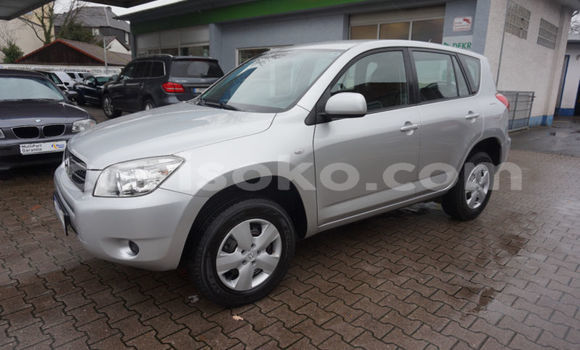 Buy Import Toyota RAV4 Silver Car in Nyanza in Rwanda