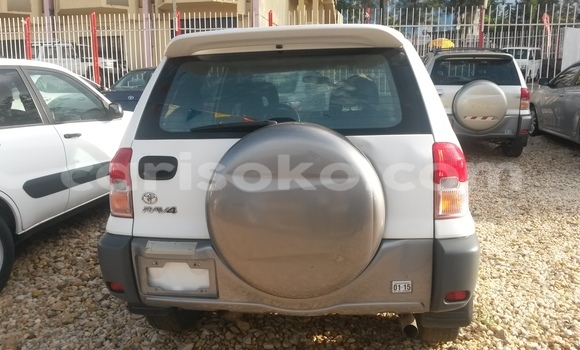 Buy New Toyota RAV4 White Car in Gicumbi in Rwanda