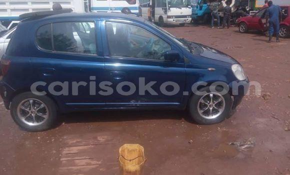 Acheter Occasion Voiture Toyota Vitz Bleu à Kigali, Rwanda