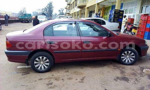 Buy Used Toyota Avensis Red Car in Kigali in Rwanda