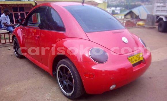 Acheter Occasion Voiture Volkswagen Beetle Rouge à Kigali, Rwanda