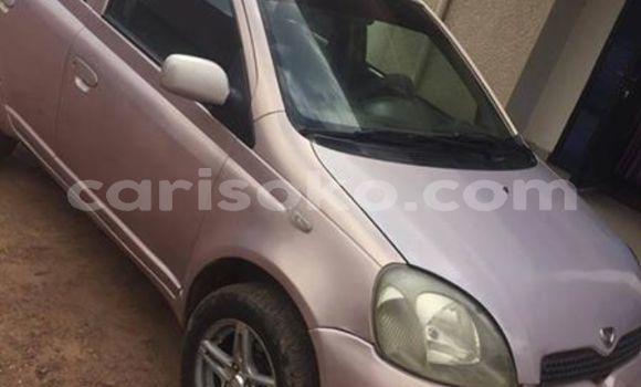Buy Used Toyota Vitz Other Car in Kigali in Rwanda