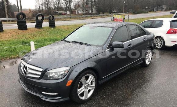 Buy Used Mercedes-Benz C-klasse Black Car in Kigali in Rwanda