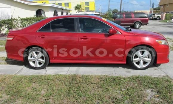 Buy Used Toyota Camry Red Car in Kigali in Rwanda