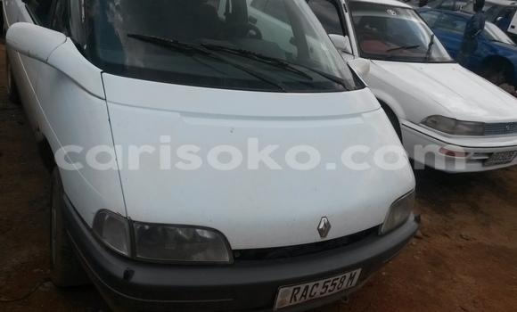 Buy Used Renault Espace White Car in Kigali in Rwanda
