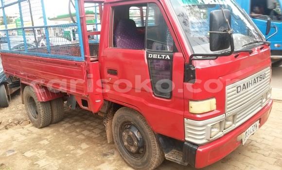 Buy Used Mercedes‒Benz Truck Red Truck in Kigali in Rwanda