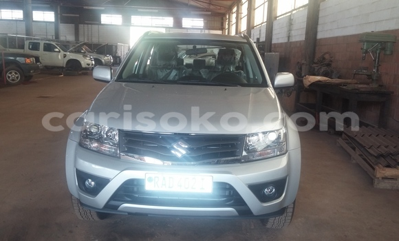 Buy New Suzuki Grand Vitara White Car in Kigali in Rwanda