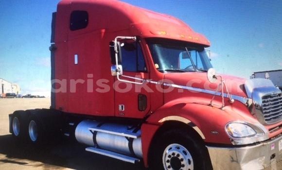 Buy Import Mercedes‒Benz Truck Red Truck in Kigali in Rwanda