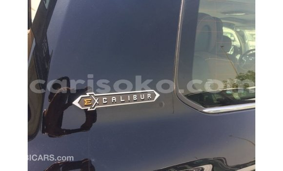 Buy Import Toyota Land Cruiser Black Car in Import - Dubai in Rwanda