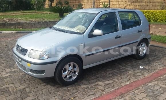 Buy Used Volkswagen Polo Beige Car in Nyanza in Rwanda