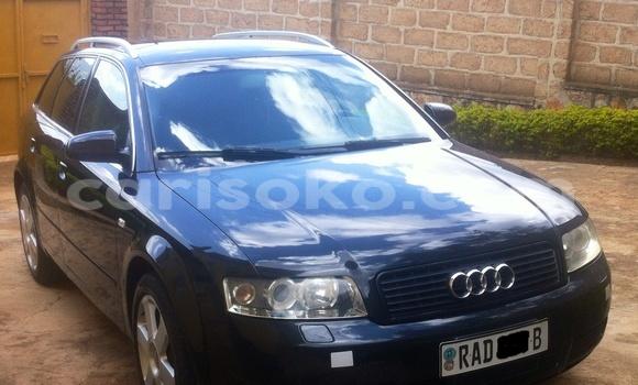 Acheter Occasion Voiture Audi A4 Noir à Kigali au Rwanda