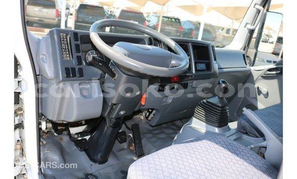 Buy Import Isuzu Rodeo White Car in Import - Dubai in Rwanda
