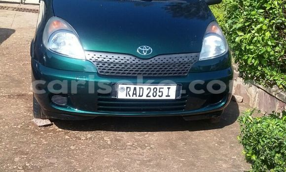 Buy Used Toyota Yaris Black Car in Kigali in Rwanda