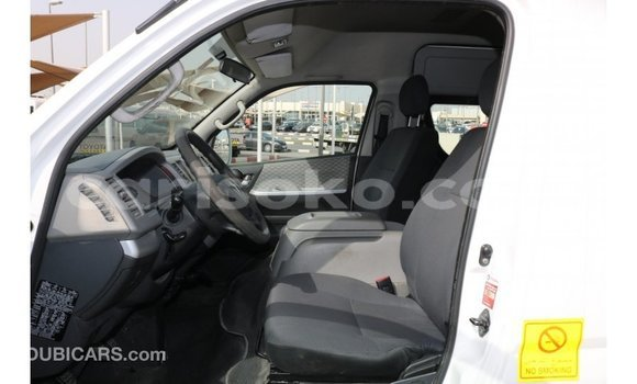 Buy Import Foton Tunland White Car in Import - Dubai in Rwanda
