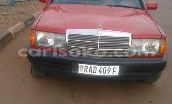 Buy Used Mercedes‒Benz 200 Red Car in Gicumbi in Rwanda