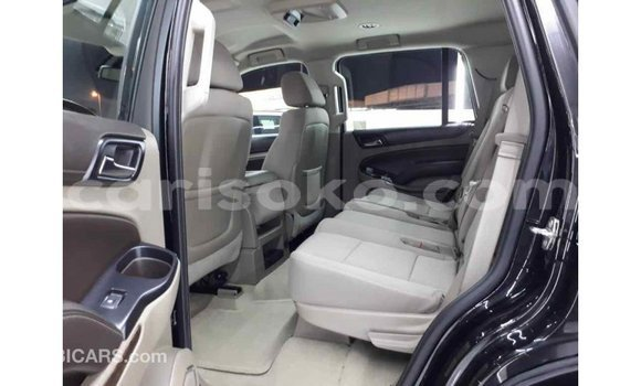 Buy Import Chevrolet Tahoe Black Car in Import - Dubai in Rwanda