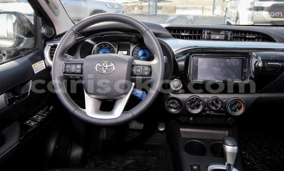 Buy Import Toyota Hilux Black Car in Import - Dubai in Rwanda