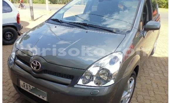 Acheter Neuf Voiture Toyota Verso Gris à Kigali au Rwanda