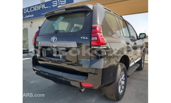 Buy Import Toyota Prado Black Car in Import - Dubai in Rwanda