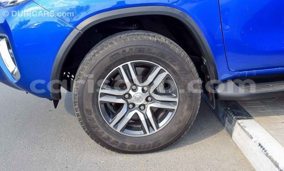 Buy Import Toyota Fortuner Blue Car in Import - Dubai in Rwanda