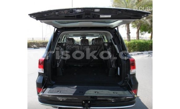 Buy Import Toyota Land Cruiser Black Car in Import - Dubai in Rwanda