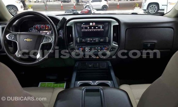 Buy Import Chevrolet Silverado White Car in Import - Dubai in Rwanda