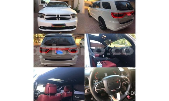 Gura Imported Dodge Durango White Imodoka i Import - Dubai mu Rwanda
