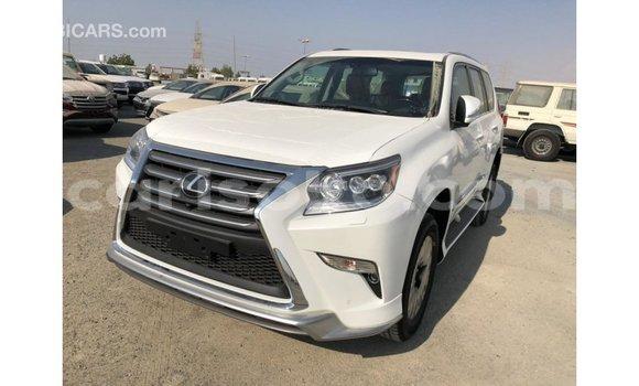 Acheter Importé Voiture Lexus GX Blanc à Import - Dubai, Rwanda
