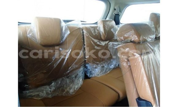 Acheter Importé Voiture Toyota Fortuner Blanc à Import - Dubai, Rwanda