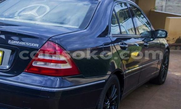 Buy Used Mercedes-Benz KOMPRESSOR Blue Car in Gicumbi in Rwanda