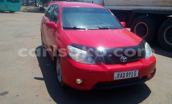 Buy Used Toyota Matrix Red Car in Gicumbi in Rwanda