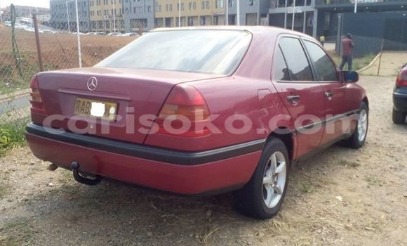 Buy Used Mercedes‒Benz C–Class Red Car in Gicumbi in Rwanda