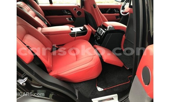 Buy Import Land Rover Range Rover Black Car in Import - Dubai in Rwanda