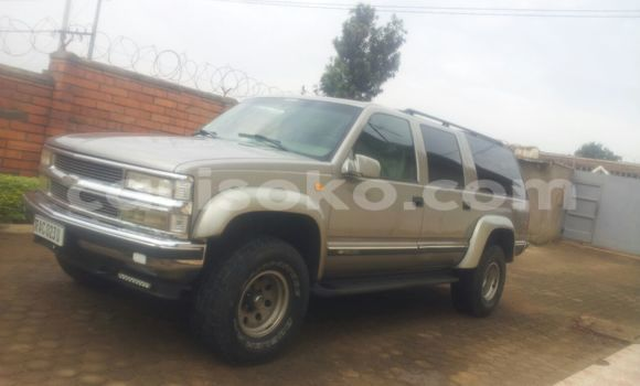 Acheter Occasion Voiture Chevrolet Caprice Gris à Kigali, Rwanda