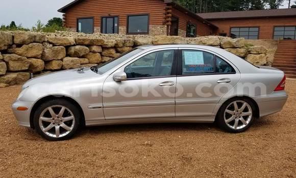 Buy Used Mercedes-Benz C-klasse Silver Car in Kigali in Rwanda