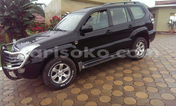 Buy Used Toyota Land Cruiser Black Car in Gicumbi in Rwanda
