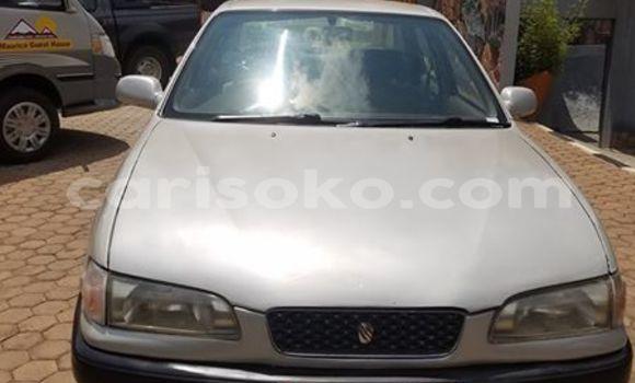 Buy Used Toyota Sprinter Silver Car in Kigali in Rwanda