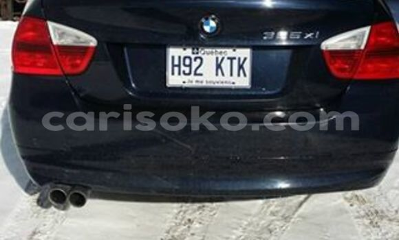 Buy Used BMW 3–Series Black Car in Gicumbi in Rwanda