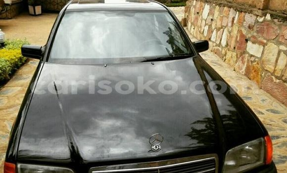 Buy Used Mercedes‒Benz C–Class Black Car in Gicumbi in Rwanda