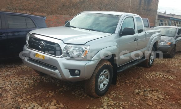 Buy New Toyota Tacoma Silver Car in Gicumbi in Rwanda