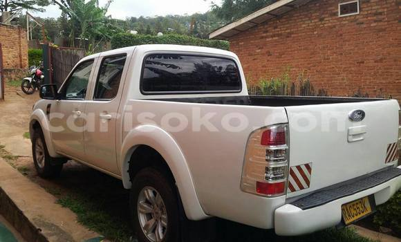 Buy Used Ford Ranger White Car in Gicumbi in Rwanda