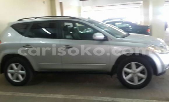 Buy Used Nissan Murano Silver Car in Gicumbi in Rwanda