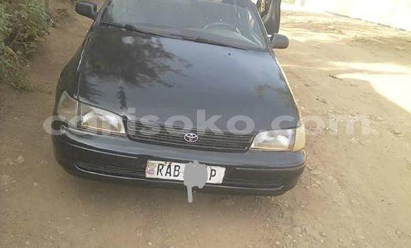 Buy Used Toyota Carina E Black Car in Kigali in Rwanda