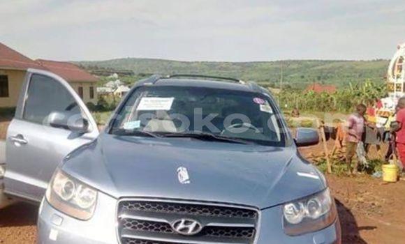 Acheter Occasion Voiture Hyundai Santa Fe Gris à Kigali, Rwanda