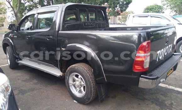 Buy Used Toyota Hilux Black Car in Gicumbi in Rwanda