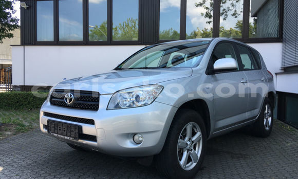 Buy Import Toyota RAV4 Silver Car in Kigali in Rwanda