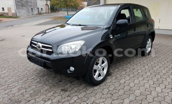 Buy Import Toyota RAV4 Black Car in Karongi in Rwanda