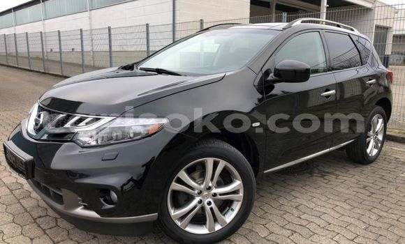 Buy Import Nissan Murano Black Car in Kibeho in Rwanda