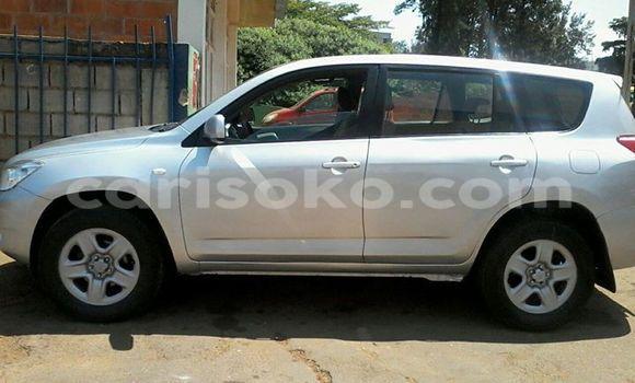 Buy Used Toyota RAV4 Silver Car in Gicumbi in Rwanda